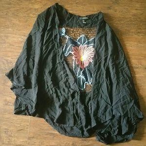 Forever 21 kimono cardigan size small